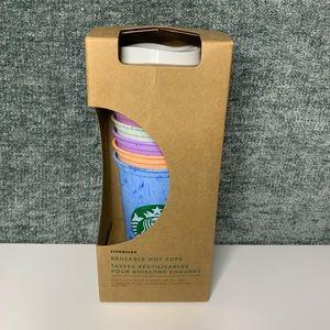 Starbucks Reusable Hot Cups Summer 2019